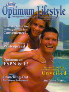Personal Trainer John Turk of San Diego in Optimum Lifestyle Magazine